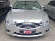 Bán Toyota Camry 2.4G sản xuất 2010, màu bạc xe gia đình  giá 750 triệu tại Tp.HCM