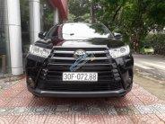 Bán xe Toyota Highlander LE năm sản xuất 2016, màu đen, nhập khẩu   giá 2 tỷ 345 tr tại Hà Nội