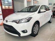 Toyota vios số sàn màu trắng nhiều quà tặng, giá bán cực tốt giá 510 triệu tại Tp.HCM