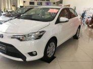 Hỗ trợ vay đến 85% giá xe Toyota Vios số sàn, màu trắng, xe giao ngay giá 510 triệu tại Tp.HCM