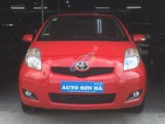 Cần bán Toyota Yaris 1.5 AT 2012, màu đỏ   giá 455 triệu tại Hà Nội