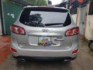 Bán ô tô Hyundai Santa Fe SLX đời 2009, màu bạc, nhập khẩu giá 655 triệu tại Hà Nội