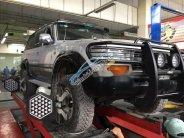 Cần bán xe Toyota Land Cruiser VX năm sản xuất 2004, màu bạc, xe nhập chính chủ giá 550 triệu tại Tp.HCM