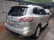 Bán Hyundai Santa Fe SLX sản xuất 2009, màu bạc, nhập khẩu nguyên chiếc   giá 655 triệu tại Hà Nội