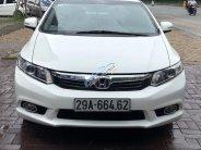 Cần bán xe Honda Civic đời 2013, màu trắng  giá 565 triệu tại Hà Nội