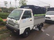 Bán Suzuki tải 5 tạ, giá rẻ, khuyến mại 100% thuế trước bạ khi mua xe giá 241 triệu tại Hà Nội