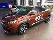 Báo giá xe Peugeot 3008 All New giá tháng 7, hỗ trợ trả góp 80% chỉ 300tr là rước xe về giá 1 tỷ 199 tr tại Hà Nội