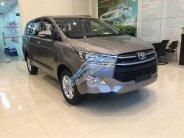 Bán xe Toyota Innova 2.0E năm sản xuất 2018, màu xám giá 743 triệu tại Hà Nội