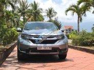 Bán xe Honda CR V năm 2018, màu bạc, siêu lướt giá 1 tỷ 179 tr tại Hà Nội