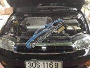 Bán xe Kia Spectra sản xuất 2004, màu đen, giá 115tr giá 115 triệu tại Thái Nguyên