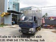 Xe Hãng khác Xe tải đô thành 2.4t -  IZ49 đô thành - thùng inox - hỗ trợ vay cao 2018 giá 345 triệu tại Kiên Giang