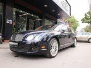 Bán ô tô Bentley Continental Speed đời 2008, màu xanh lam, xe nhập giá 2 tỷ 800 tr tại Hà Nội