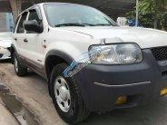Bán xe Ford Escape AT XLT 3.0 2002, 2 cầu điện 4x4 màu trắng giá 165 triệu tại Hà Nội