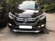 Cần bán xe Honda Crv 2017 màu đen, bản full 2.4AT giá 1 tỷ 50 tr tại Tp.HCM