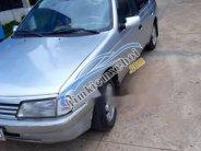 Cần bán Peugeot 405 sản xuất năm 1991, màu bạc, giá chỉ 39 triệu giá 39 triệu tại Đắk Lắk