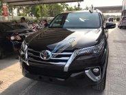 Bán Toyota Fortuner 2.8V 4x4, máy dầu, số tự động, nhập khẩu nguyên chiếc, giao xe sớm, hỗ trợ trả góp 90% giá 1 tỷ 354 tr tại Hà Nội