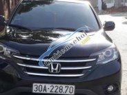 Cần bán Honda CR V 2.4 AT 2014, màu đen  giá 825 triệu tại Hà Nội