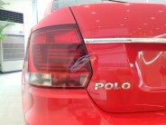 Bán xe Volkswagen Polo Sedan màu đỏ duy nhất, xe nhập Đức lăn bánh giá ưu đãi, màu đỏ, giao ngay, lh: 0901933522 (Vy) giá 715 triệu tại Khánh Hòa