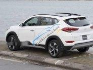 Bán Hyundai Tucson 1.6 Turbo đời 2018, màu trắng giá 882 triệu tại Tp.HCM