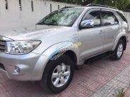 Bán Toyota Fortuner đời 2010, màu bạc   giá 645 triệu tại Hà Nội