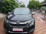 Bán Honda CR V L 1.5 turbo đời 2018, màu đen, nhập khẩu nguyên chiếc giá 1 tỷ 145 tr tại Hà Nội