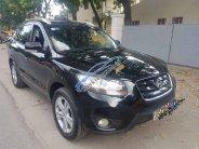 Bán Hyundai Santa Fe SLX sản xuất năm 2010, màu đen, nhập khẩu  giá 715 triệu tại Hà Nội