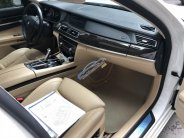 Bán ô tô BMW 7 Series 750Li đời 2012, màu trắng, nhập khẩu giá 1 tỷ 880 tr tại Hà Nội