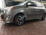 Bán xe Kia Morning sản xuất 2010 màu xám (ghi), giá tốt, nhập khẩu nguyên chiếc giá 275 triệu tại Hà Nội
