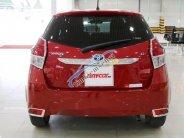 Cần bán gấp Toyota Yaris 1.5 AT năm 2017, màu đỏ, nhập khẩu Thái Lan, 659tr giá 659 triệu tại Hà Nội