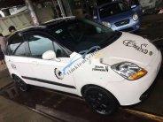 Cần bán gấp Chevrolet Spark sản xuất 2009, màu trắng, 135tr giá 135 triệu tại Đồng Nai