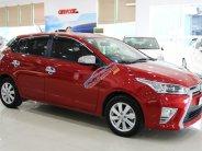Bán xe Toyota Yaris 1.5AT đời 2017, màu đỏ, nhập khẩu giá 659 triệu tại Hà Nội