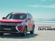 Bán xe Outlander màu đỏ 7 chỗ giá cực tốt trong tháng 7, hỗ trợ trả góp 80% tại Quảng Bình giá 807 triệu tại Quảng Bình