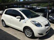 Cần bán xe Toyota Yaris 1.3AT đời 2009, màu trắng, xe xuất Trung Đông, giá chỉ 420 triệu giá 420 triệu tại Hà Nội