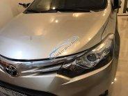 Cần bán xe Toyota Vios G 2016, màu bạc xe gia đình giá 540 triệu tại Tp.HCM