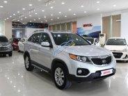 Bán xe Kia Sorento 2.4AT năm sản xuất 2013, màu bạc giá 629 triệu tại Hà Nội