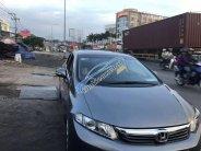 Bán xe Honda Civic sản xuất 2013, màu xám số tự động, giá 600tr giá 600 triệu tại Đồng Nai