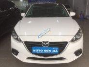 Bán xe Mazda 3 Hatchback 1.5 AT sản xuất năm 2017, màu trắng giá 665 triệu tại Hà Nội