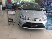 Bán ô tô Toyota Vios đời 2018, màu bạc giá 535 triệu tại Hà Nội