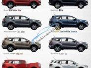 Cần bán xe Ford Everest đời 2018, màu đỏ giá 850 triệu tại Hà Nội
