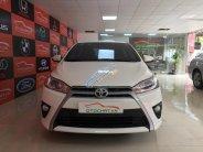 Bán xe Toyota Yaris G đời 2015, màu trắng, nhập khẩu, giá 590tr giá 590 triệu tại Hà Nội