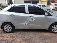 Cần bán xe Hyundai i10 1.25MT 2016 màu bạc, full option giá 342 triệu tại Tp.HCM