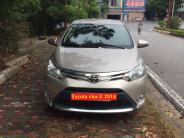 Xe Toyota Vios e 2014 giá 455 triệu tại Hà Nội