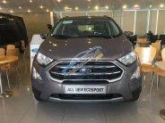 Bán xe Ford EcoSport 1.5 Titanium đời 2018, màu xám, giao ngay giá 633 triệu tại Hà Nội