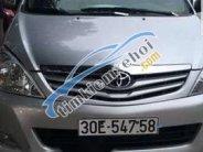 Bán Toyota Innova sản xuất 2010, màu bạc, giá 392tr giá 392 triệu tại Hà Nội