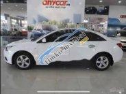 Cần bán gấp Chevrolet Cruze sản xuất 2015, màu trắng xe gia đình, giá chỉ 380 triệu giá 380 triệu tại Tp.HCM