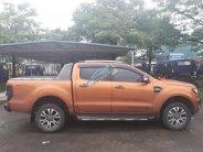 Cần bán xe Ford Ranger Wildtrak 2.2 sản xuất 2016, màu cam giá 750 triệu tại Hà Nội