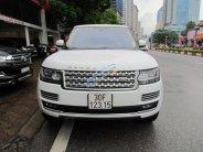 Bán LandRover RangeRover HSE 2015 màu trắng giá 5 tỷ 530 tr tại Hà Nội