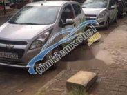 Bán ô tô Chevrolet Spark sản xuất 2016, màu bạc giá Giá thỏa thuận tại Khánh Hòa