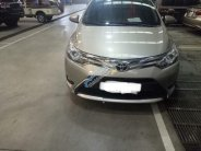 Cần bán lại xe Toyota Vios G đời 2016, màu nâu giá 490 triệu tại BR-Vũng Tàu