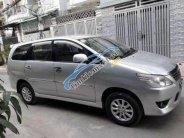 Bán Toyota Innova năm sản xuất 2013, màu bạc chính chủ  giá 520 triệu tại Hà Nội